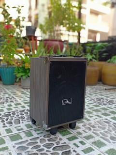 [HCM]Loa kéo Kiomic Bluetooth Q8 Pro - Tặng Mic không dây thumbnail