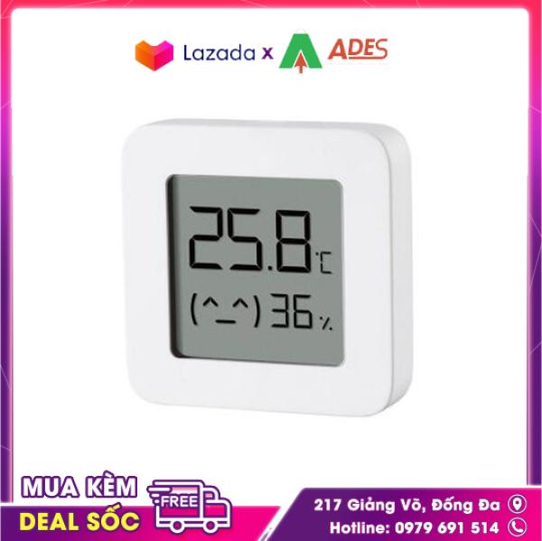 Đồng hồ đo nhiệt độ và độ ẩm Xiaomi Mijia 2 - Bảo hành Chính hãng bán chạy