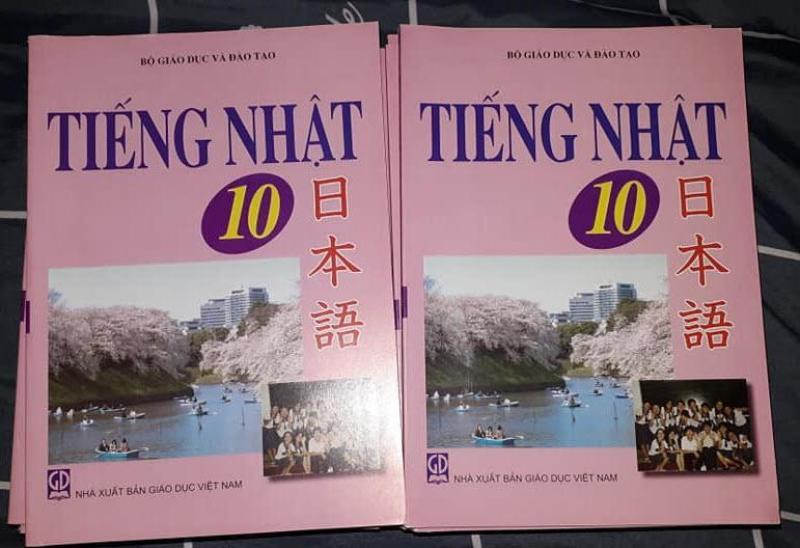 Mua Sách giáo khoa tiếng Nhật lớp 10 (tặng 1 ebook PPCT)