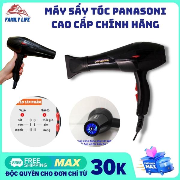 Máy Sấy Tóc 2 Chiều Nóng Lạnh, Máy Sấy Tóc Panasoni Công Suất 3500w Có Đèn Led Chuyên Dụng Cho Salon Hair giá rẻ
