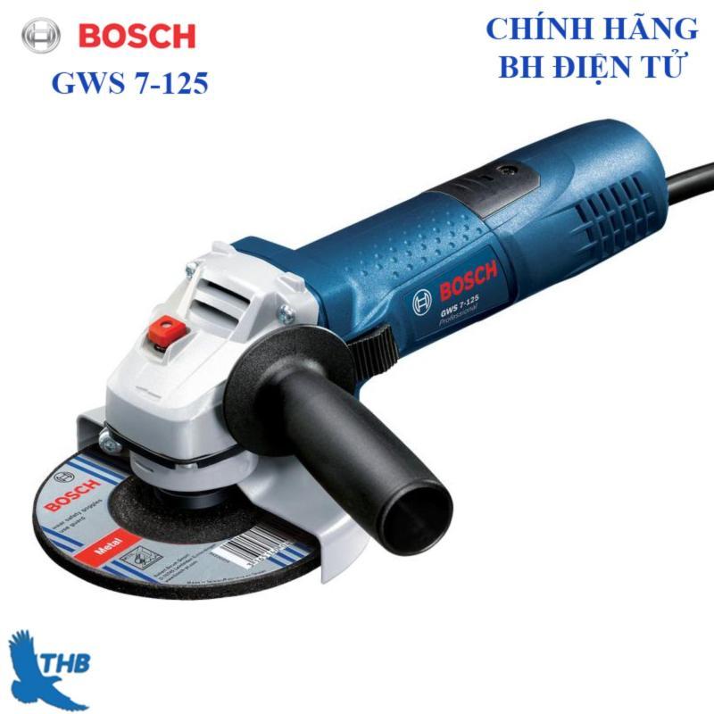 Máy mài góc Bosch GWS 7-125