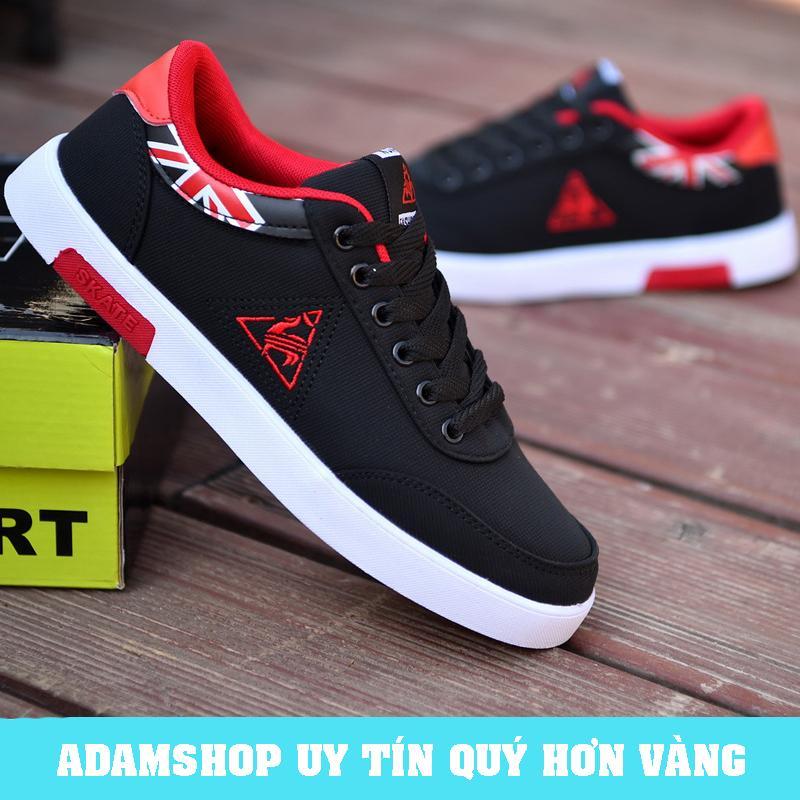Giày Sneaker Nam Hàn Quốc Hottrend (Giá Cực Shock) - ADAM SHOP(AD02) Ưu Đãi Bất Ngờ