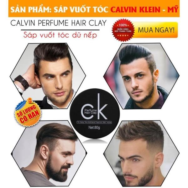 Combo Keo Vuốt Tóc Luxurious   Sáp Vuốt Tóc CK Clay   Dây Lưng Cao Cấp giá rẻ