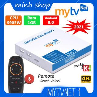 Xả Kho Box Mytv Net1, Model 2021, Rom ATV9, có cổng quang, tìm kiếm bằng giọng nói thumbnail