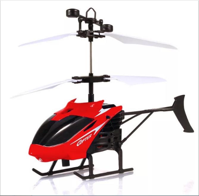 [HCM][CÓ VIDEO] Máy bay điều khiển từ xa máy bay trực thăng cảm ứng AH001 giúp bé vui chơi vận động phát triển thể chất