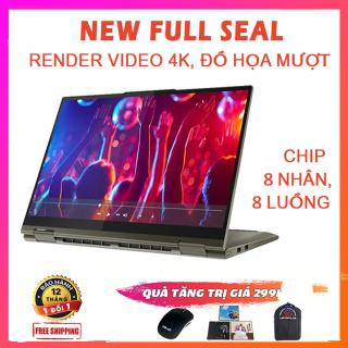 (NEW SEAL 100%) Lenovo Yoga 6 13ARE05, Ultrabook Cảm Ứng 2-in-1, Đồ Họa Cực Mạnh, Ryzen PRO R7, RAM 8G, SSD NVMe 512G, VGA AMD Vega 6, Màn 13.3 Full HD IPS, Touch, 100% sRGB thumbnail