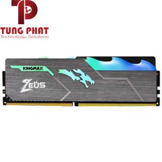 Bộ nhớ Kingmax 8GB ( 3600 ) Zeus Dragon RGB thumbnail