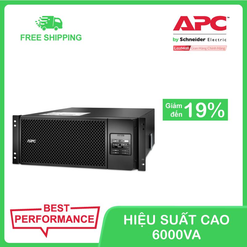 Bảng giá Bộ lưu điện thông minh APC Smart-UPS SRT 6000VA RM 230V Phong Vũ