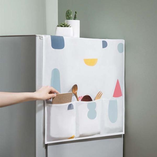 Bảng giá Tấm phủ tủ lạnh đa năng, chống bụi, giúp phòng bếp sang trọng Điện máy Pico