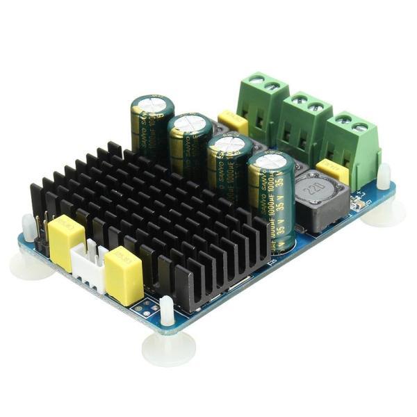 Giá Tda7498 2 Channel 2X100W Dc 8~32V Digital Stereo Power Amplifier Board
