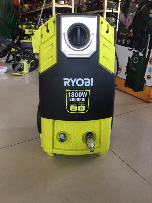 Máy Rửa Xe Mini Ryobi 1800W