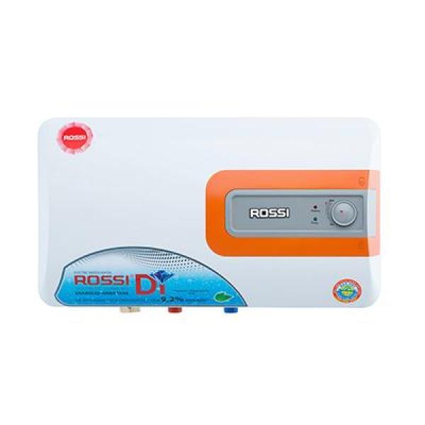 Bảng giá Bình nóng lạnh Rossi R 15DI- Tráng men kim cương, tiết kiệm điện