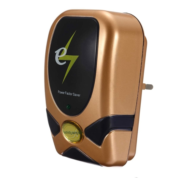 28KW Power Saver Home Electricity Factor Saver Saving Up To 30% 90-250V Voltage Supply Prolongs Save Energy UK Plug