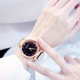 Đồng hồ thời trang nữ Candycat full viền dây lưới nam châm MS0312 thumbnail