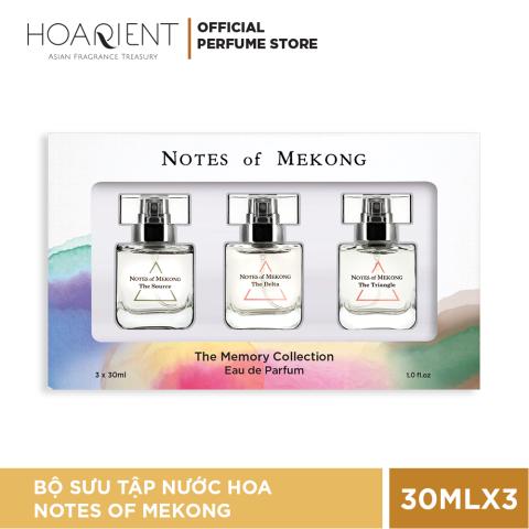 Bộ sưu tập  Nước hoa Note of Mekong 30ml [QC-Lazada]
