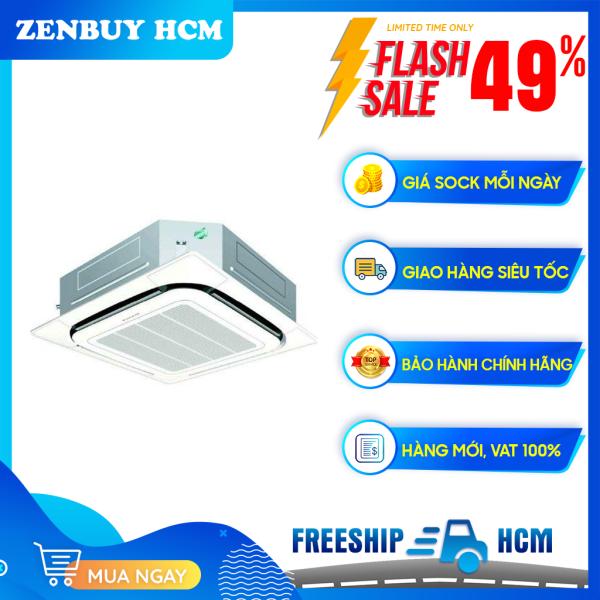 Máy lạnh âm trần 2.5HP Daikin FCFC60DVM/RZFC60DVM+BRC7F635F9+BYCQ125EAF