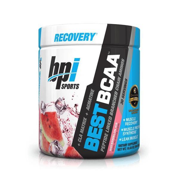 Thực phẩm bổ sung BPI Best BCAA 30 servings - 300g cao cấp