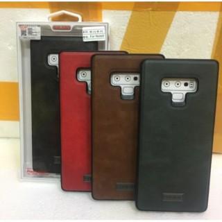 Ốp lưng Sulada da cho Samsung Note 9 da cao cấp, bảo vệ mặt lưng máy thumbnail