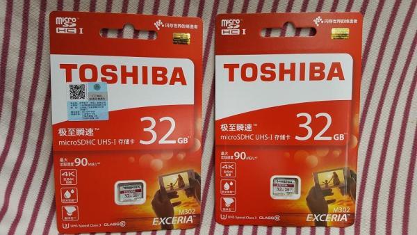 Thẻ nhớ TOSHIBA Micro SD 32Gb Class 10 - Thẻ nhớ Micro SD dùng cho điện thoại