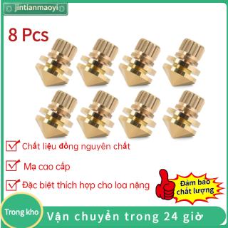 8 Cái Loa Đồng Treo Gai Cách Ly Khán Đài Chân Đế Pad thumbnail