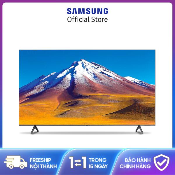 Bảng giá [Trả góp 0%]Smart Tivi Samsung Crystal UHD 4K 65inch UA65TU6900KXXV[Hàng chính hãng Miễn phí vận chuyển]