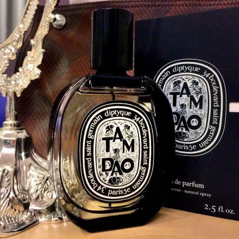 Nước hoa unisex Diptyque Tam Dao chai 10ml nhập khẩu