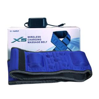 ( Đai Massage Loại xịn dùng pin ) Đai Massage bụng X5,-Máy Massage bụng X5 ,- Máy Tập Cơ,-Bụng Cao Cấp Đánh Tan Mỡ Bụng - Đai Massage Tan Mỡ Bụng Bảo Hành 1 Đổi 1 Toàn Quốc thumbnail