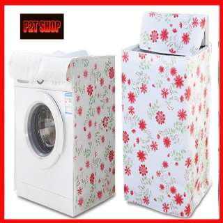 (Bọc máy giặt cửu trên và cửa ngang) Bọc máy giặt chống thấm nước và bụi bẩn bảo vệ  máy giặt- trùm máy giặt