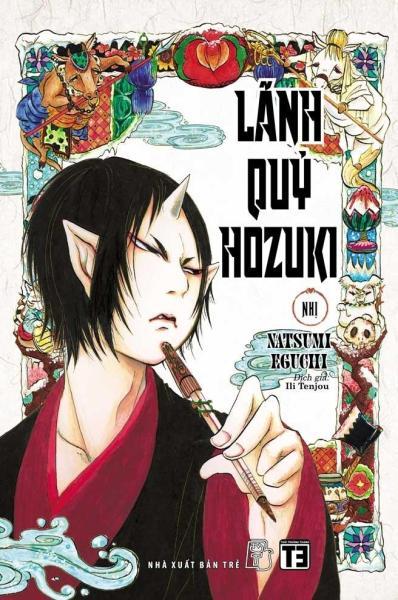 Mua Trọn bộ truyện tranh Lãnh Quỷ Hozuki - Full 19 tập