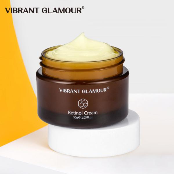 Vibrant Glamour Retinol SửaKem Dưỡng Da Mặt Collagen Chống Lão Hóa VC Dưỡng trắng sáng daHuyết thanhdưỡng da 30g