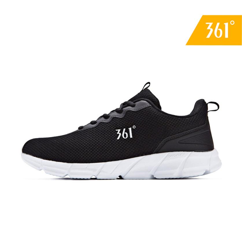 Giày Thể Thao Nữ 361 Độ Lưới Thoáng Khí Nhẹ Giày Chạy Nữ Giảm Xóc Thường Ngày 681832280 giá rẻ