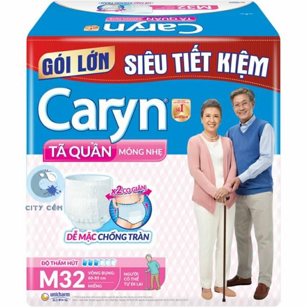 Tã quần người già M32 Caryn giá rẻ