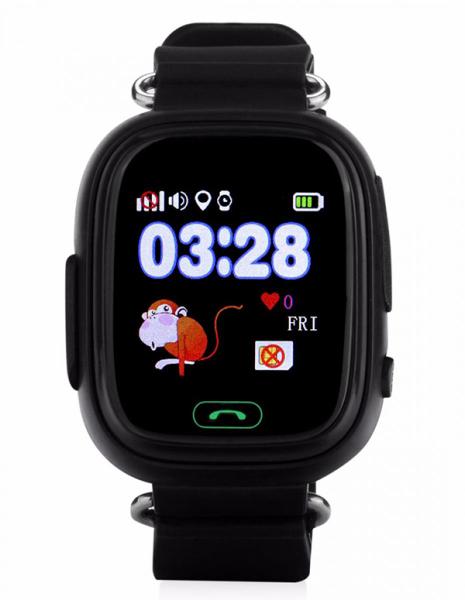 Đồng hồ định vị GPS Wonlex GW100 (NO BOX)