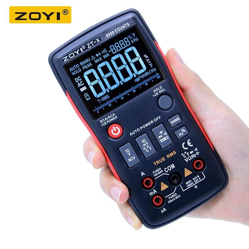 Đồng hồ vạn năng số ZOTEK - ZOYI ZT-X True RMS
