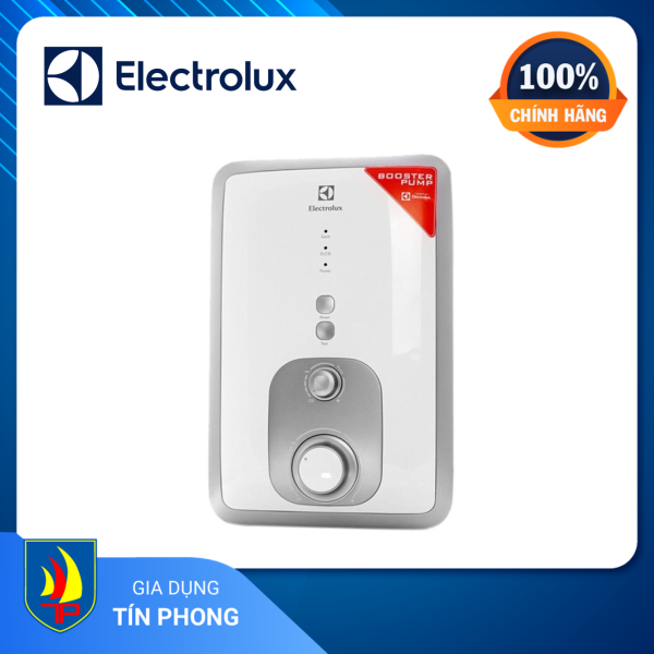 Bảng giá MÁY NƯỚC NÓNG ELECTROLUX EWE351BA-DW. Làm nóng trực tiếp. Công suất làm nóng: 3500 W. Có Bơm trợ lực Điện máy Pico