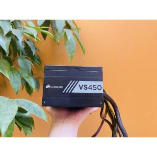 Nguồn máy tính Corsair VS 450w 80Plus White Certified PSU Còn bảo hành chính hãng 08 2022 thumbnail