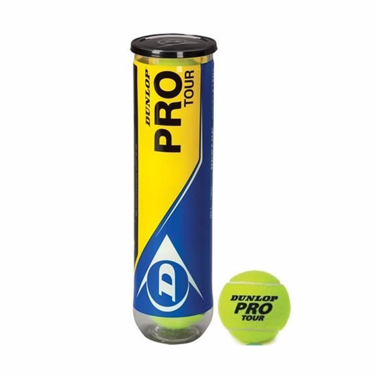 Bảng giá Bóng tennis Dunlop Pro Tour - Hộp 4 quả