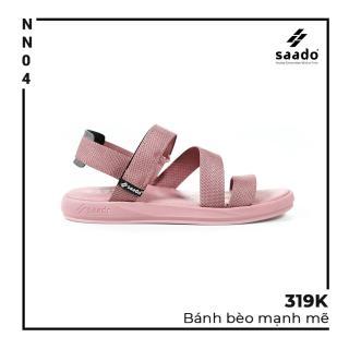 [HCM]Giày Sandal Saado Nữ Mạnh Mẽ NN04 thumbnail