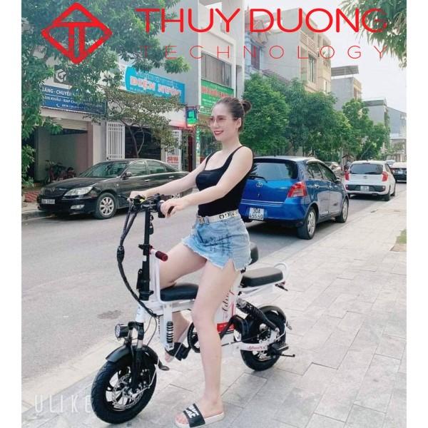 Mua Xe đạp điện gấp gọn Adiman