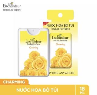 Nước hoa bỏ túi Enchanteur Charming 18ml hộp thumbnail