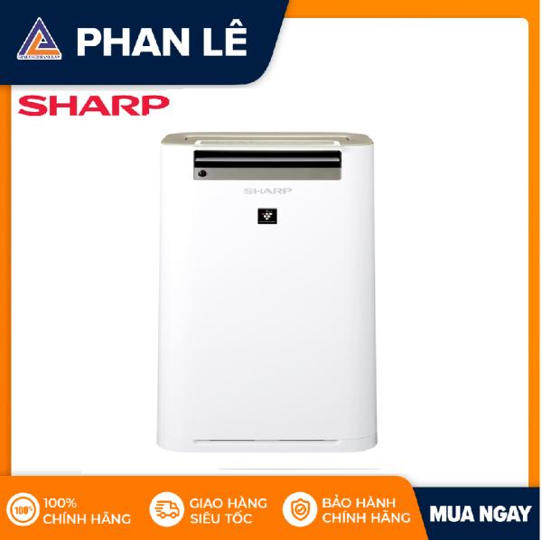 [Trả góp 0%]Máy tạo ẩm và lọc không khí Sharp KC-G60EV-W
