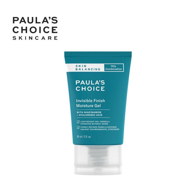 Gel dưỡng ẩm ban đêm cho da mềm mịn Paula's Choice Skin Balancing Invisible Finish Moisture Gel 60ml 3400 giá rẻ