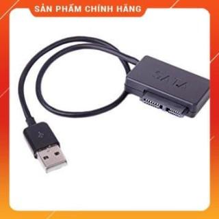 Cáp kết nối DVD Laptop sang USB cáp chuyển ổ đĩa dvd laptop ra cổng usb thumbnail