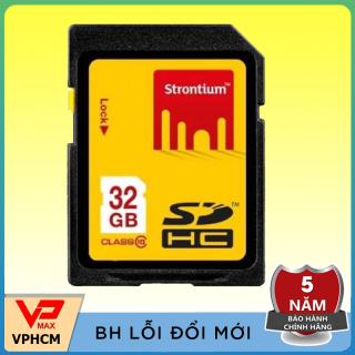 Thẻ nhớ máy ảnh 32GB Strontium tốc độ cao quay full HD bảo hành 5 năm - vpmax thumbnail