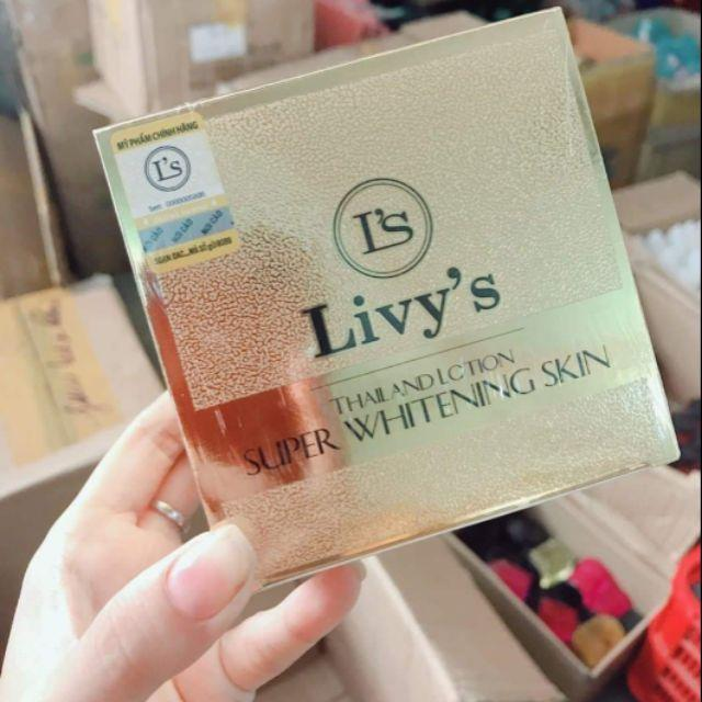 kem dưỡng body Livys Thái tốt nhất