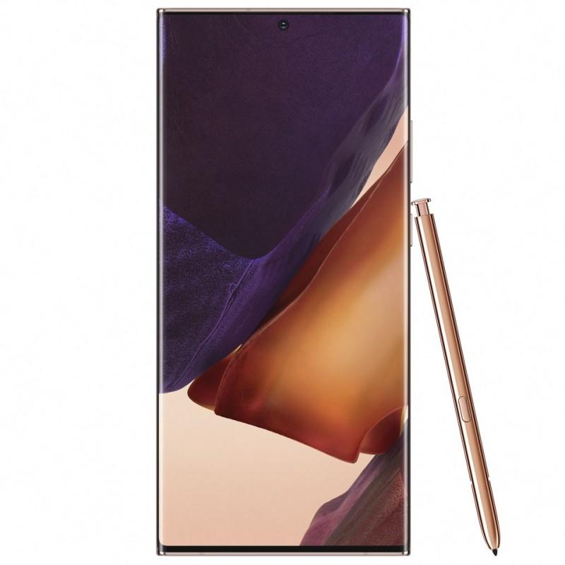Điện thoại Samsung Galaxy Note 20 Ultra 5G (12GB/256GB) Camera 108MP Màn hình 6.9-inchs Dynamic AMOLED 2K+ - Hàng Chính Hãng - Bảo hành 12 tháng