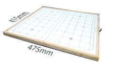 Hình ảnh Bàn cờ gỗ thông loại gấp