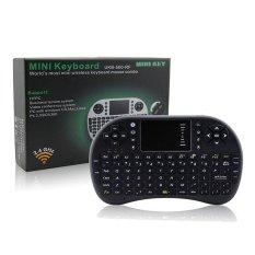 Hình ảnh Bàn Phím Kiêm Chuột Wireless UKB-500-RF (Đen)