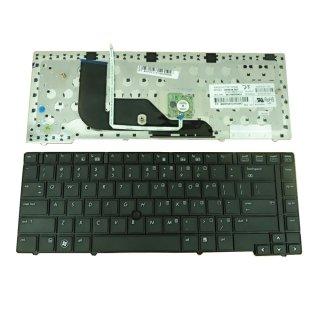 Bàn phím laptop hp Probook 6440B 6450b 6455b 6445b (Đen) - Hàng nhập khẩu thumbnail