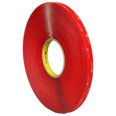 Mua Băng Keo 2 Mặt 3M Vhb 4905 10Mmx33M Đỏ